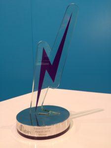 Tedial IABM award