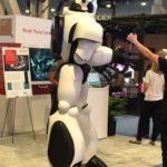 InfoComm Robot