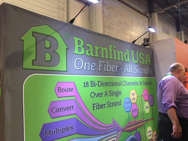 Barnfind USA showed off its new BTF1-41 frame.