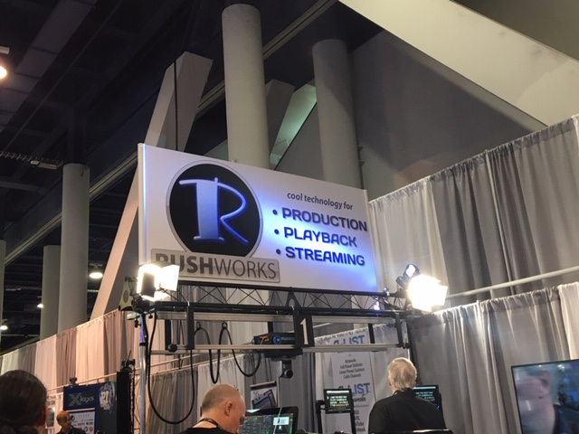 RUSHWORKS brought 15 innovative solutions.