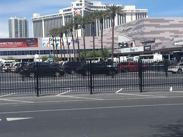 NAB 2019 at the Las Vegas CC