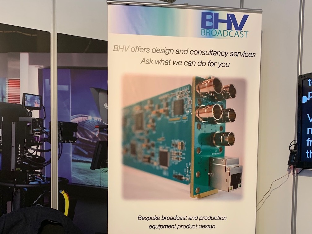 BHV's design and consulting services.