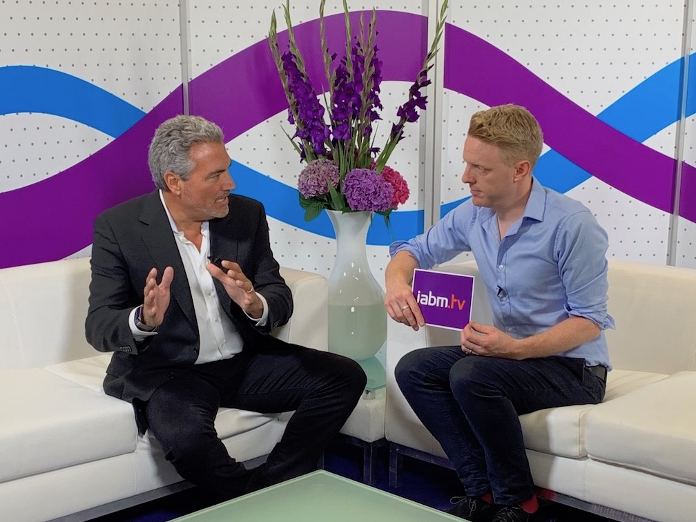 TAG's Kevin Joyce tells IABM's Ben Dale what's new.