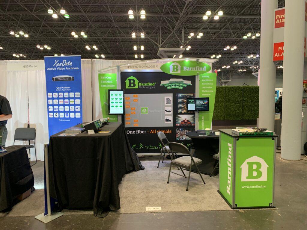 Barnfind at NAB NY 2019