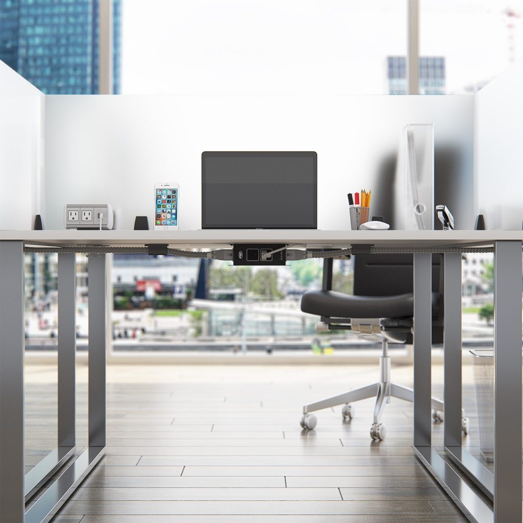 FSR Modular Linx System-Office-cable-clip
