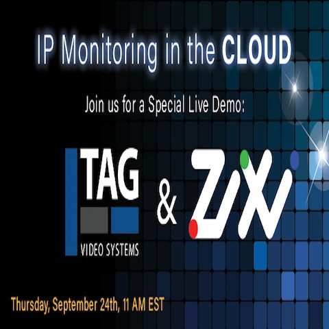 TAG and ZIXI webinar graphic